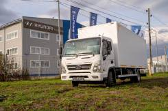 Hyundai Mighty. Изотермический фургон на шасси 2021, 3 933 куб. см., 4 500 кг., 4x2