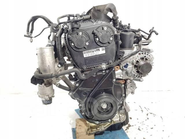 Двигатель Ауди А5 2.0 как новый DAXB комплектный