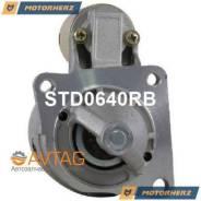 Стартер 12V 0,85KW [STD0640RB]