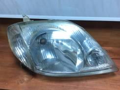 Оригинальная правая фара Toyota Corolla/Allex/Runx/Fielder