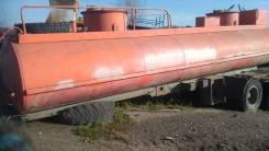 Нефаз 96741. Полуприцеп цистерна ППЦ 96741, 19 100кг.