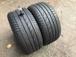 Bridgestone Potenza RE050A. летние, 2016 год, б/у, износ 90%