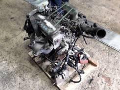 Контрактный двигатель 4A-FE