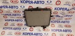 Радиатор ДВС 253104F110 Hyundai Porter2 Корея
