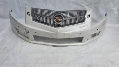 Бампер передний в сборе с решеткой Cadillac SRX 2009 - 2017 оригинал