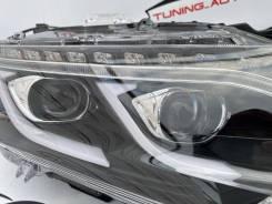 Фары Toyota Camry 50-55 кузов Mercedes style 2014-2017 года