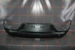 Бампер задний нижняя часть - Kia Sportage 3 (2010-16гг)