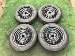 Комплект летних колес 5X100 Dunlop Enasave EC203 185/60/15