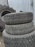 Bridgestone. зимние, без шипов, б/у, износ 30%