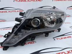 Фары Toyota Land Cruiser Prado 150 2013-2017 год темные