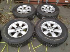Продам комплект колес ( 17-В )