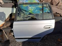 Дверь левая задняя в сборе Toyota Caldina