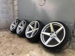 Продам колеса Vossen CV3 R19 на новой резине