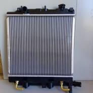 Радиатор Mazda Demio / FORD Festiva 00-02 2 верх. крепления