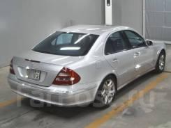 Mercedes-Benz E-Class. 646 961 OM646 R4 DIESEL ENGINE DE 22 LA