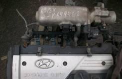 Двигатель на Хундай акцент, элантра G4FK