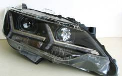 Фары LED Toyota Camry 55 (Камри) 2014-2017г. Стиль Lambo