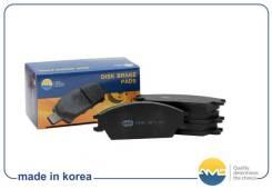 Колодка дискового тормоза 58101-25a00 / amd.bf132 am AMD Amdbf132 AMDBF132