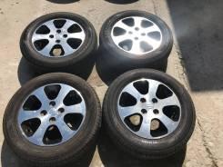175/65 R14 Dunlop EC203 литые диски 4х100 (K24-1436)