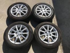 175/65 R14 Dunlop EC204 литые диски 4х100 (K24-1439)