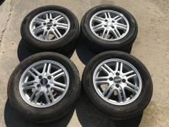 175/65 R14 Dunlop EC203 литые диски 4х100 (K24-1441)