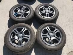 175/65 R14 Bridgestone NH100C литые диски 4х114.3 (K24-1443)