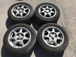 175/65 R14 Goodyear GT Eco-Stage литые диски 4х100 (K24-1444)