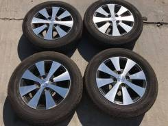 175/65 R14 Dunlop EC202 литые диски 4х100 (K24-1447)