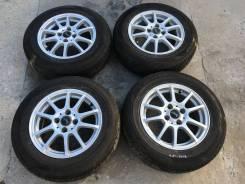 175/70 R14 Dunlop EC202 литые диски 4х100 (K24-1448)