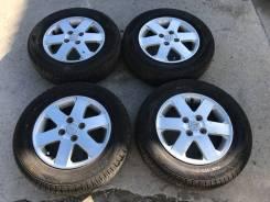 175/70 R14 Dunlop EC204 литые диски 4х100 (K24-1449)