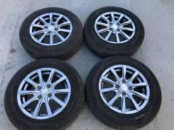 175/70 R14 Dunlop EC204 литые диски 4х100 (K24-1454)