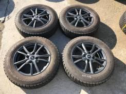 175/70 R14 Goodyear Ice Navi 6 литые диски 4х100 (K24-1458)