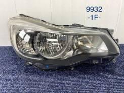 Фара правая Subaru XV Impreza XV GP/GJ под Ксенон Оттенок 1F