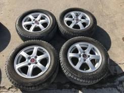 185/65 R14 Bridgestone Revo2 литые диски 4х100 (K24-1468)