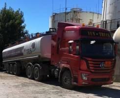 Dayun. CGC4250 Седельный тягач на сжатом метане (КПГ), 12 000куб. см., 42 000кг., 6x4