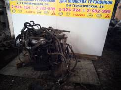 Двигатель TD25 Nissan