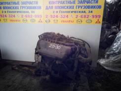 Двигатель ZD30 Nissan