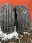 Dunlop. зимние, без шипов, б/у, износ 50%