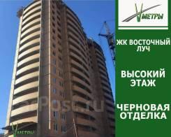 2-комнатная, улица Адмирала Горшкова 40 стр. 1. Пригород, агентство, 60,1кв.м.