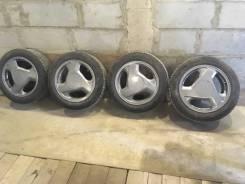 Продам комплект колёс зима 205/55 R16