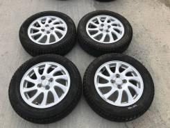 175/65 R15 Bridgestone Revo GZ литые диски 4х100 (K24-1503)