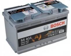 Аккумуляторная батарея! 19.5/17.9 евро 80Ah 800A 315/175/190 AGM/ 0 09