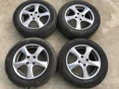 185/65 R15 Firestone FR10 литые диски 4х100 (K24-1509)