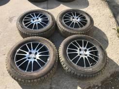 195/65 R15 Dunlop WM01 литые диски 4х100 (K24-1518)