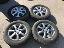 195/65 R15 Bridgestone Ice Partner литые диски 4х100 (K24-1525)