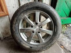 Диски с резиной Bridgestone blizzak revo2