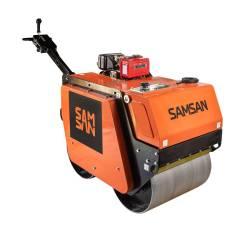 Samsan DDR-500D. Виброкаток Samsan DDR 500D