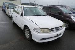 Дверь задняя левая, Toyota Carina цвет белый 040
