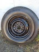 Запаска грузовая 165R14 LT + диск Nissan 4х114.3.