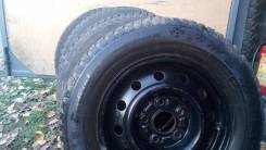 Комплект колес диски штамп